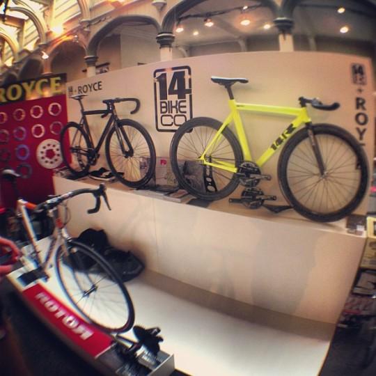 bristol bespoke bike